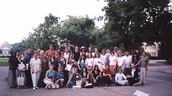 2004, Duke University, Durham, NC, Group Photo