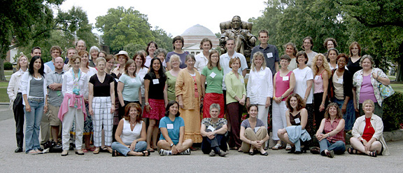 2005, Duke University, Durham, NC, Group Photo