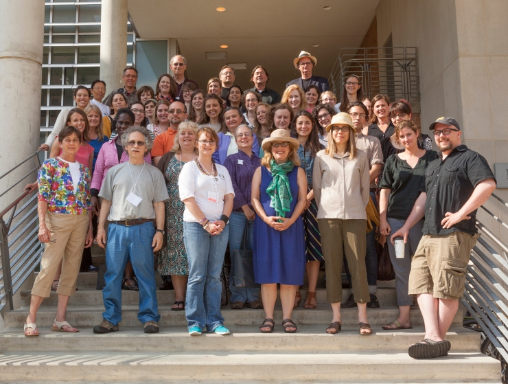 2012, University of Michigan, Ann Arbor, Group Photo