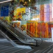 RDU Terminal 1 Mural